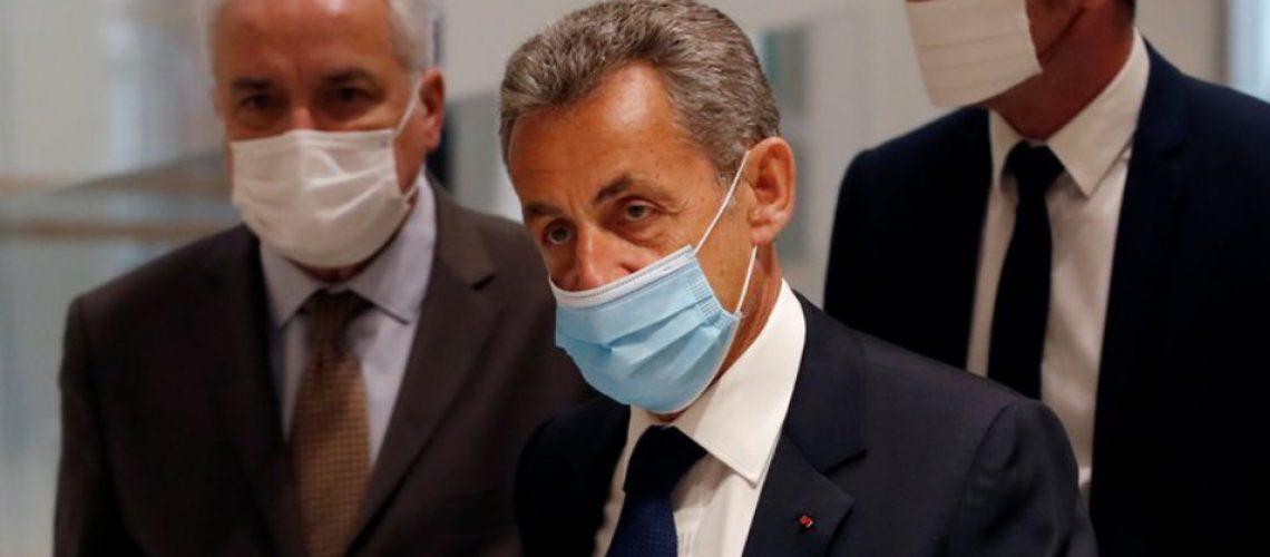 Nicolas Sarkozy1
